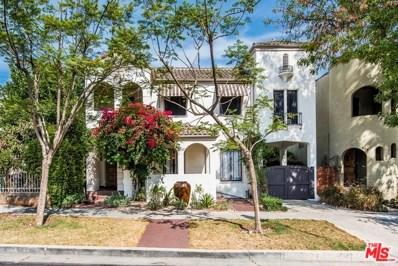 642 N Windsor Boulevard, Los Angeles, CA 90004 - MLS#: 18379102