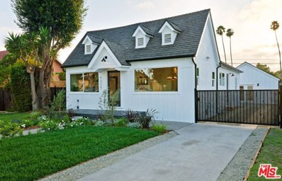 4329 2ND Avenue, Los Angeles, CA 90008 - MLS#: 18379126