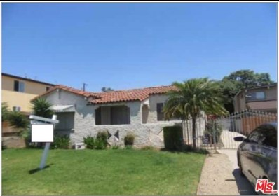 1433 W 81 Street, Los Angeles, CA 90047 - MLS#: 18379142