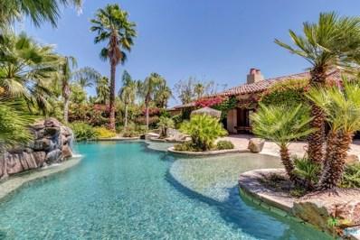 46 CLANCY Lane, Rancho Mirage, CA 92270 - MLS#: 18379210PS
