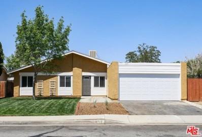 3717 W Avenue K15, Lancaster, CA 93536 - MLS#: 18379250