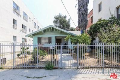 1416 N KINGSLEY Drive, Los Angeles, CA 90027 - MLS#: 18379272