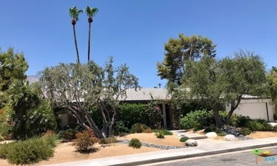 303 N ORCHID TREE Lane, Palm Springs, CA 92262 - #: 18379302PS