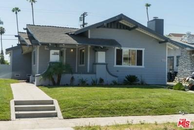 3983 LA SALLE Avenue, Los Angeles, CA 90062 - MLS#: 18379352