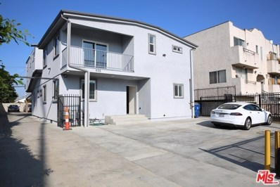635 N Normandie Avenue UNIT 1, Los Angeles, CA 90004 - MLS#: 18379388