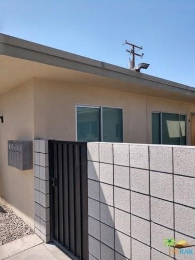 4086 E Calle De Carlos UNIT 1, Palm Springs, CA 92264 - MLS#: 18379494PS