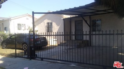 759 E 40TH Place, Los Angeles, CA 90011 - MLS#: 18379520