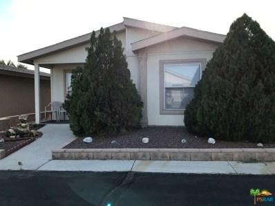 69525 DILLON Road UNIT 131, Desert Hot Springs, CA 92241 - MLS#: 18379570PS
