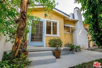 901 N ORANGE GROVE Avenue, West Hollywood, CA 90046 - MLS#: 18379684