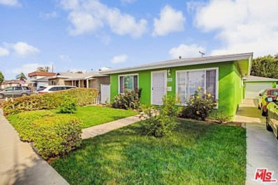 5141 W 134TH Street, Hawthorne, CA 90250 - MLS#: 18380128