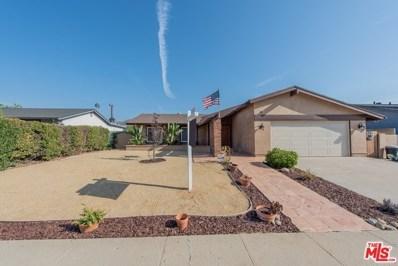 6180 CENTINELLA Street, Simi Valley, CA 93063 - MLS#: 18380150