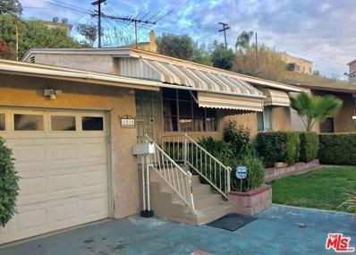 1212 N STONE Street, Los Angeles, CA 90063 - MLS#: 18380412