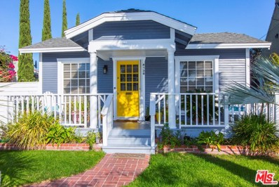 4136 MCCONNELL, Culver City, CA 90066 - MLS#: 18380424