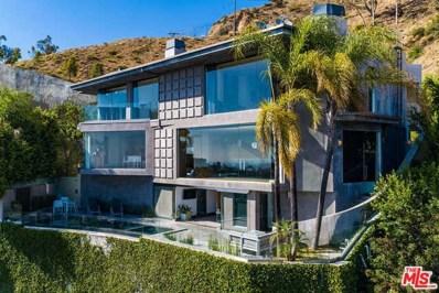 1724 VIEWMONT Drive, Los Angeles, CA 90069 - MLS#: 18380492