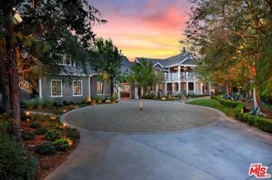 5555 DIXON TRAIL Road, Hidden Hills, CA 91302 - MLS#: 18380626