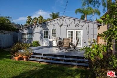 1023 Pleasantview Avenue, Venice, CA 90291 - MLS#: 18380904