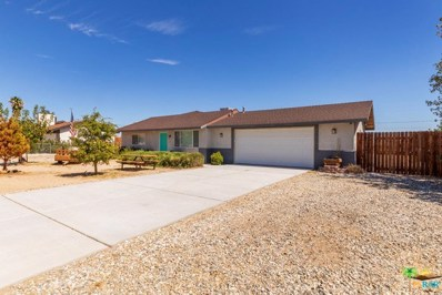 4755 ROUND UP Road, 29 Palms, CA 92277 - MLS#: 18381034PS