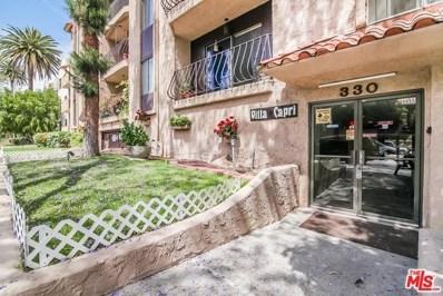 330 N Jackson Street UNIT 310, Glendale, CA 91206 - MLS#: 18381068
