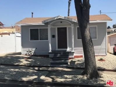 140 N EASTWOOD Avenue, Inglewood, CA 90301 - MLS#: 18381286