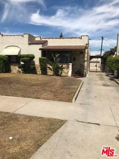 1951 W 81ST Street, Los Angeles, CA 90047 - MLS#: 18381362