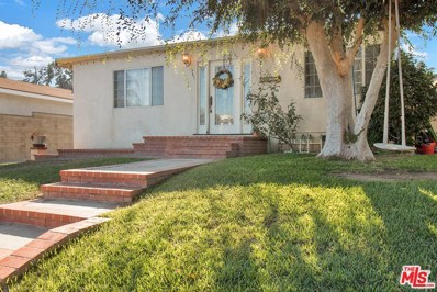 4333 VAN HORNE Avenue, Los Angeles, CA 90032 - MLS#: 18381488