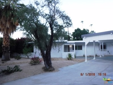 1580 S VIA SOLEDAD, Palm Springs, CA 92264 - MLS#: 18381620PS