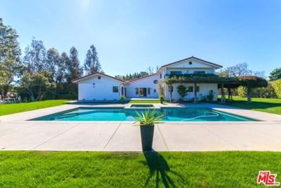 1720 LECHUSA Road, Malibu, CA 90265 - MLS#: 18381634