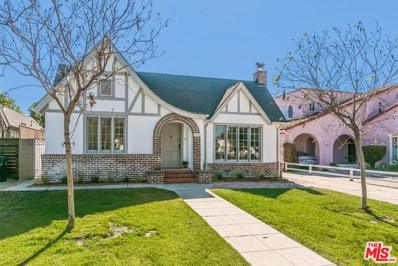 1056 S RIDGELEY Drive, Los Angeles, CA 90019 - MLS#: 18381790