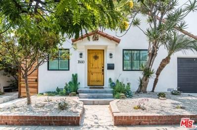 7660 ROSEWOOD Avenue, Los Angeles, CA 90036 - MLS#: 18381894