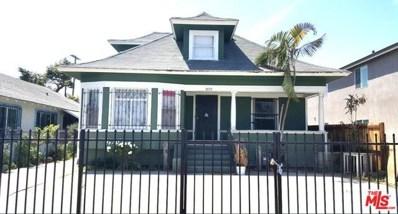 3757 WOODLAWN Avenue, Los Angeles, CA 90011 - MLS#: 18381996
