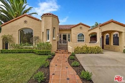535 N Formosa Avenue, Los Angeles, CA 90036 - MLS#: 18382118