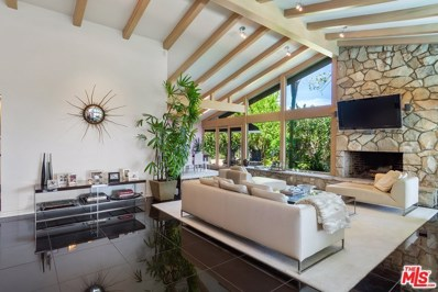1460 SEABRIGHT Place, Beverly Hills, CA 90210 - MLS#: 18382202