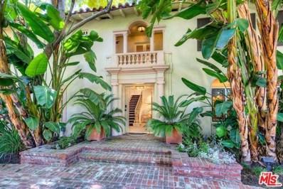 619 N BEVERLY Drive, Beverly Hills, CA 90210 - MLS#: 18382250