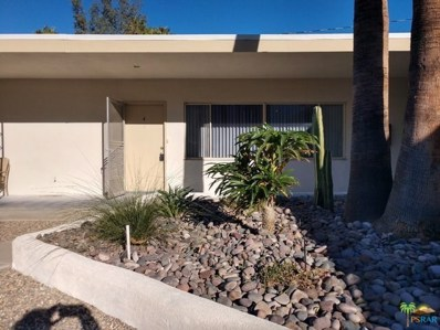 610 S Thornhill Road UNIT 4, Palm Springs, CA 92264 - MLS#: 18382466PS
