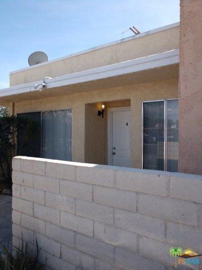3921 E Calle De Carlos UNIT A, Palm Springs, CA 92264 - MLS#: 18382468PS