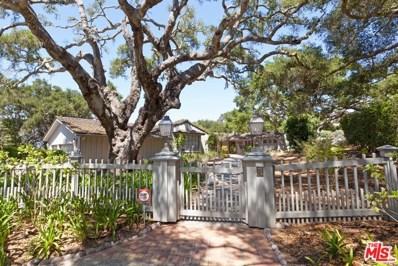 1212 SILVESTRE Road, Santa Barbara, CA 93110 - MLS#: 18382812