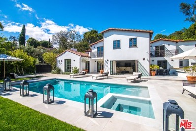 1118 TOWER Road, Beverly Hills, CA 90210 - MLS#: 18382816