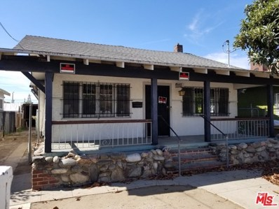 1552 W 22ND Street, Los Angeles, CA 90007 - MLS#: 18382950