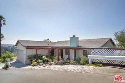 4911 ALGOMA Avenue, Los Angeles, CA 90041 - MLS#: 18382966