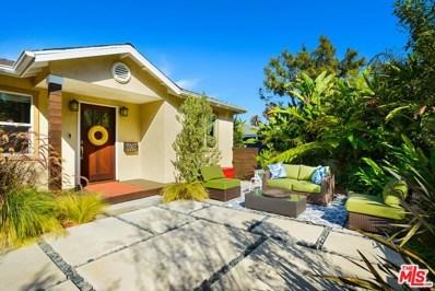 3450 S BENTLEY Avenue, Los Angeles, CA 90034 - MLS#: 18383006