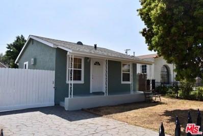 540 W 109TH Place, Los Angeles, CA 90044 - MLS#: 18383016