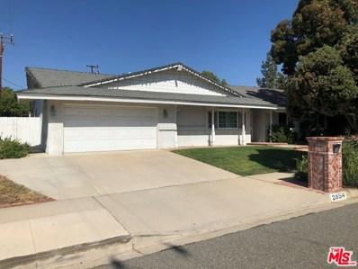 2854 CORPUS CHRISTI Street, Simi Valley, CA 93063 - MLS#: 18383066