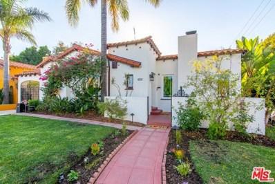 1501 S POINT VIEW Street, Los Angeles, CA 90035 - MLS#: 18383150