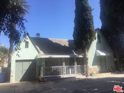 1310 S MANSFIELD Avenue, Los Angeles, CA 90019 - MLS#: 18383238