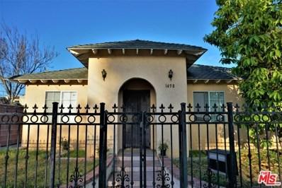 1498 TEMPLE Avenue, Long Beach, CA 90804 - MLS#: 18383404