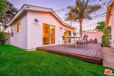 3785 BOISE Avenue, Los Angeles, CA 90066 - MLS#: 18383676