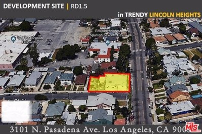 3101 PASADENA Avenue, Los Angeles, CA 90031 - MLS#: 18383704
