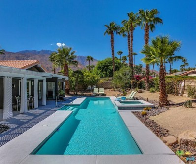 1102 E EL ESCUDERO, Palm Springs, CA 92262 - MLS#: 18383878PS