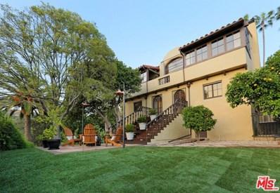 6746 WEDGEWOOD Place, Los Angeles, CA 90068 - MLS#: 18384536
