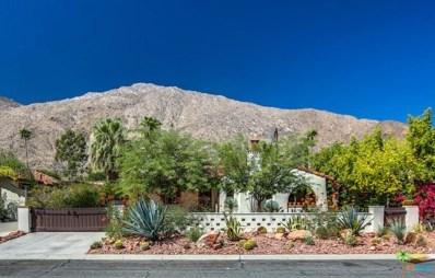 557 S CALLE ENCILIA, Palm Springs, CA 92264 - MLS#: 18384646PS